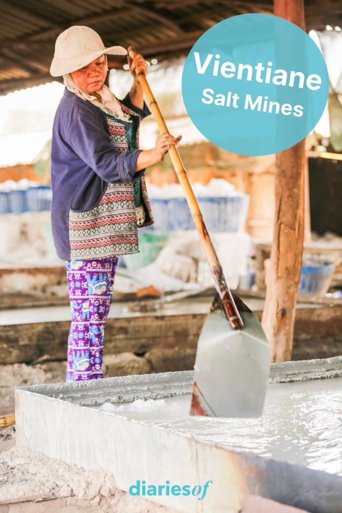 Vientiane Salt Mines