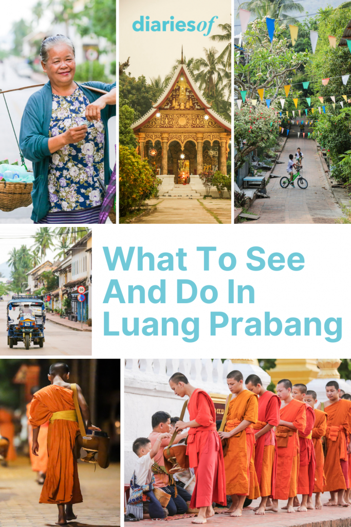 What to See and Do in Luang Prabang