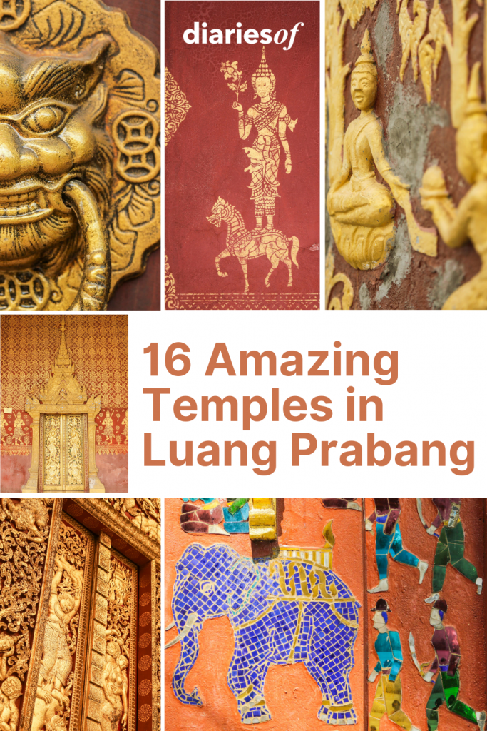 16 Amazing Temples in Luang Prabang