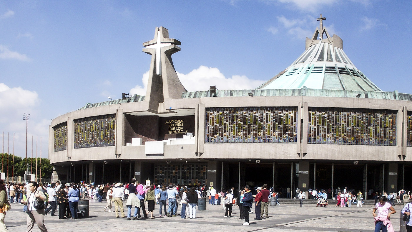New Basilica de Santa Maria de Guadalupe ©Daniel Lobo, Flickr