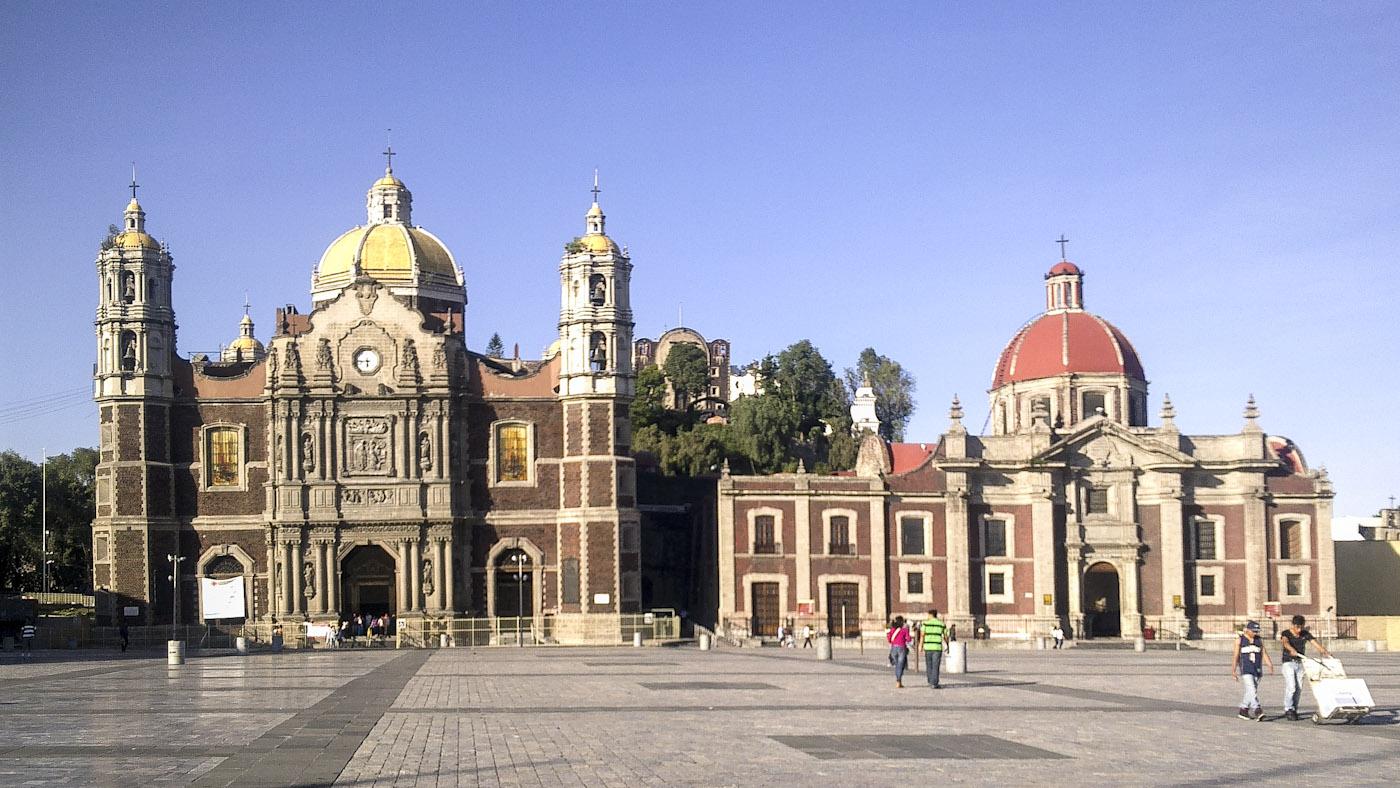 Old Basilica de Santa Maria de Guadalupe (©Sasha India, Flickr