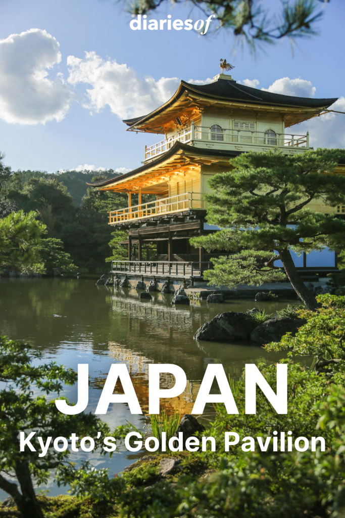 Diariesof-Japan-Kyoto´s-Golden-Pavilion