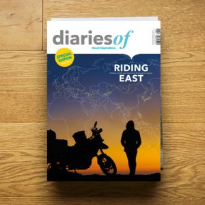 diariesof-Riding-East-Magazine-Cover