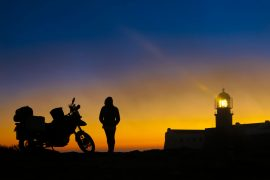 diariesof-Riding-East-Portugal-Lighthouse-Sagres-sunset-9983