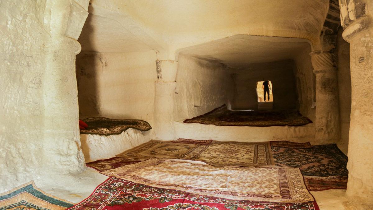 diariesof-Kazakhstan-Shakpak-Ata-Cave-Mosque-5505