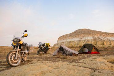 diariesof-Kazakhstan-sherkala-wild-camping-motorcycle-5621