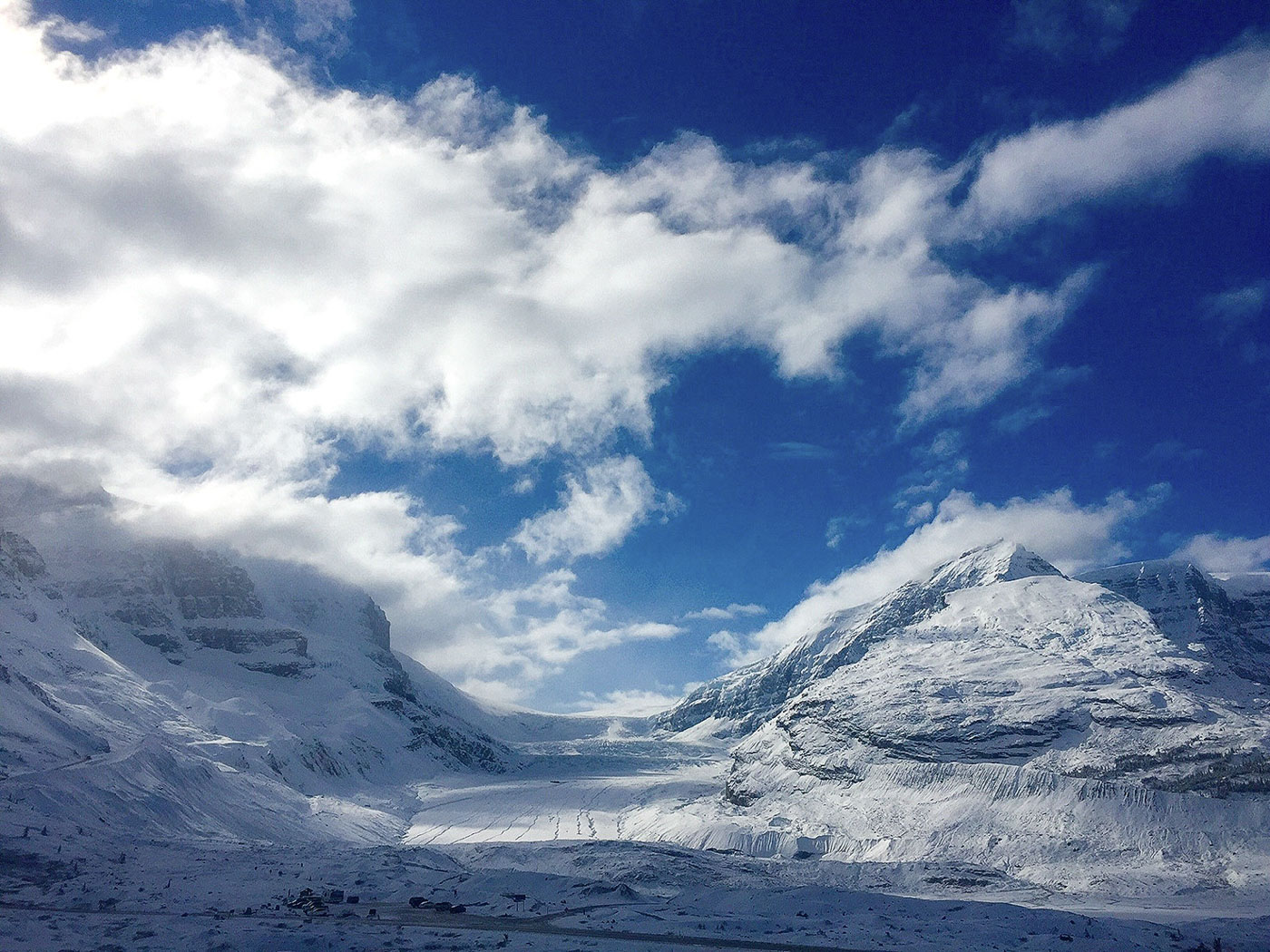 Athabasca Glacier