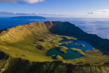 What to visit in Corvo Island Azores